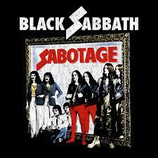 Black Sabbath Design Sabotage