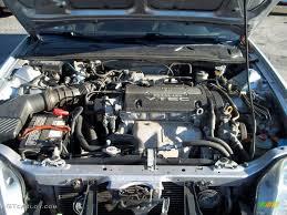 1997 Honda Prelude Coupe 2.2 Liter DOHC 16-Valve VTEC 4 Cylinder ...