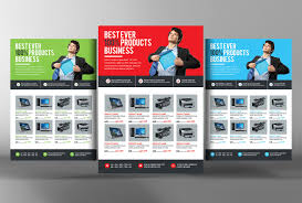 Product Flyer Template Product Flyer Template Flyer Templates Creative Market 1