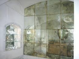 antique mirror glass tiles antiqued mirror glass viviano vetro antique mirror straight glass tile