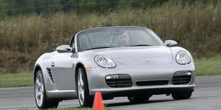 2007 porsche boxster sub models. 2005 Porsche Boxster S Long Term Road Test