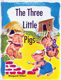 the three little pigs by margaret hillert ilrated by irma wilde