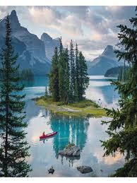 """<b>Картина по номерам</b> """"<b>Остров</b> на озере"""" 40х50 Emblem. 9853991 ..."""
