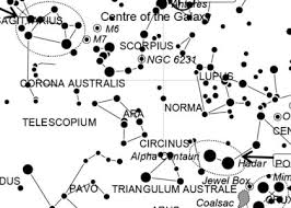 Sky Chart July 2018 Monthly Sky Guides Observations