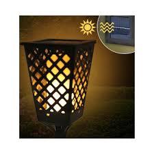 tiki lighting.  Lighting TEKNO Dancing Tiki Light  Solar Torch Outdoor Lighting Intended