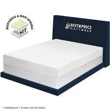 full size mattress set. Best Price Mattress Memory Foam Full Size Mattress, 6-Inch Full Size Mattress Set E