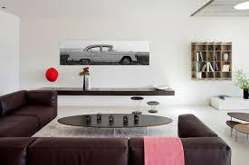 contemporary family room by frederique legon pyra architecte