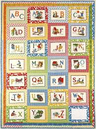410 best A is for Alphabet images on Pinterest   Children, Baby ... & Love this alphabet quilt by American Jane Adamdwight.com