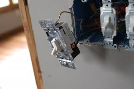 how to install a dimmer switch putting it together