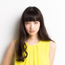 髪型女優小松菜奈 のヘアアレンジヘアスタイル参考画像まとめ