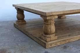 furniture exciting image of square postobello curved legs reclaimed