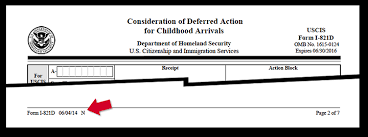 Filing Tips For Deferred Action For Childhood Arrivals Uscis