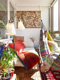 Small Picture Bold Color Bohemian Home Decor Ideas In Seven Colors Colorful