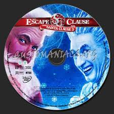 the santa clause 3 dvd. Fine Clause The Santa Clause 3 Escape Dvd Label And Dvd N