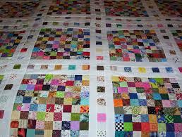 Postage Stamp Quilt Pattern