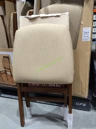 furniture amazing wood folding chairs costco 1 stakmore solid chair with padding seat costcochaser wooden costco