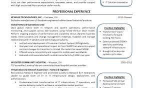Wonderful Cio Resume Contemporary Template And Example Resume