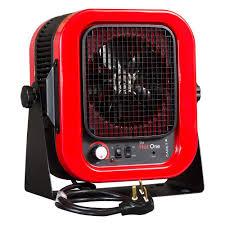 cadet the hot one 5000 watt 240 volt electric garage portable heater