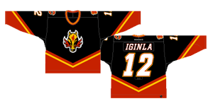 It was joined that same season by a white counterpart, and three seasons later. Worst To First Jerseys The Calgary Flames Flamesnation