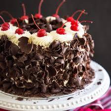 Black Forest Cake My Evil Twins Kitchen