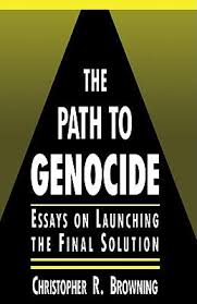 booktopia the path to genocide essays on launching the final  the path to genocide essays on launching the final solution christopher r browning