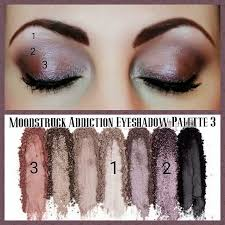 Image result for moodstruck addiction eye palettes l to 5