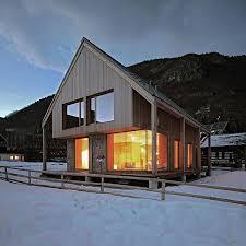great architecture houses.  Architecture Wonderful Alpine Hut By Slovenian Architecture Studio Ofis Arhitekti To Great Architecture Houses E