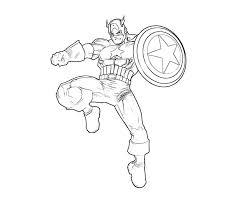 Small Picture Printable 36 Captain America Coloring Pages 2216 Free Coloring