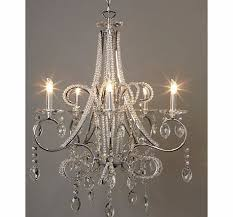 isadora beaded chandelier clear 9748212346