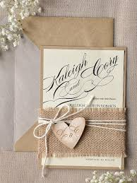 wedding invitations with hearts rustic wedding invitations 20 wedding invitation suite calligraphy