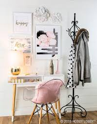 stylish office decor. Create A Stylish, Sophisticated Space With This Darling Decor! Stylish Office Decor P