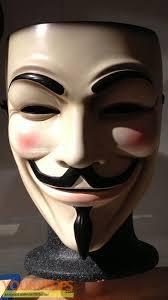 v for vendetta movie mask. Modren Vendetta V For Vendetta Original Movie Prop Inside For Movie Mask W