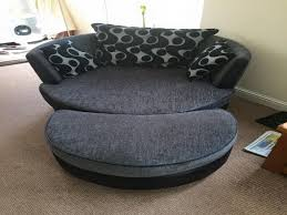 round sofa chair inspirational double sofa bed and large round swivel cuddle chair and