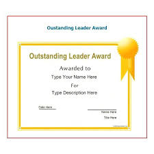 Free Printable Award Great Options For A Wide Range Of Reasons