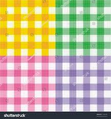 Gingham Wallpaper easy tilable green pink yellow purple stock vector 11362768 2898 by guidejewelry.us