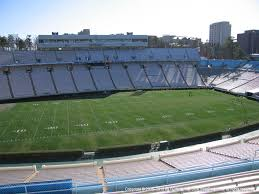 Kenan Stadium View From Upper Level 204 Vivid Seats
