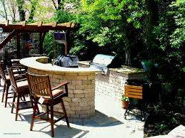 backyard ideas backyard bars awesome smart and delightful bar these diy kitchen plans turn your into