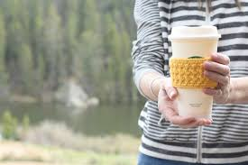 Starbucks Cup Cozy Crochet Pattern Awesome Inspiration Ideas