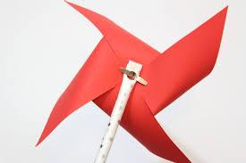 diy 4th of july pinwheels