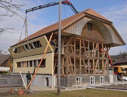 Holzbau Schreinerei Umbau Holzbausanierung Holzbauplanung Bern