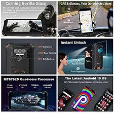 OUKITEL WP5 Pro Rugged Smartphone, 4GB + 64GB ... - Amazon.com