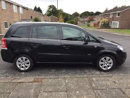 Used Vauxhall ZAFIRA Cars for Sale in Doncaster, South Yorkshire ...