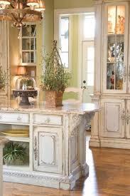 shabby chic kitchen furniture. shabby chic whitewashed kitchen island and cabinets furniture h