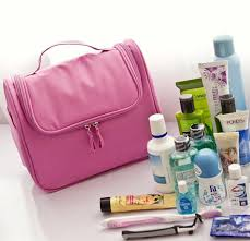 travelling hanging toiletry bag cosmetic makeup bag for wome