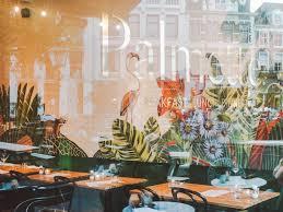 Palmette Den Haag Kleurrijke En Elegante Hotspot Met Franse Keuken