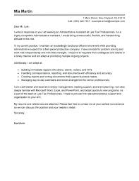 Best Canadian Cover Letters Best Administrative Assistant Cover