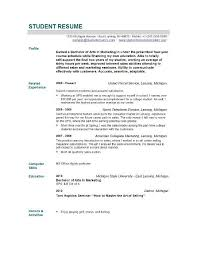 New Resume Template