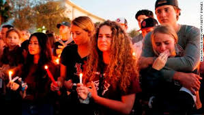 florida massacre survivors demand gun students take battle for gun control to streets cnn