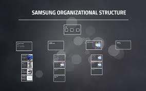 Samsung Organizational Chart By Melanie Barcoma On Prezi