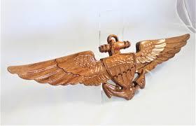 naval aviator wings naval pilot wings pilot wings us navy pilot wings pilot gifts carved wings us navy aviator naval aviatior wings